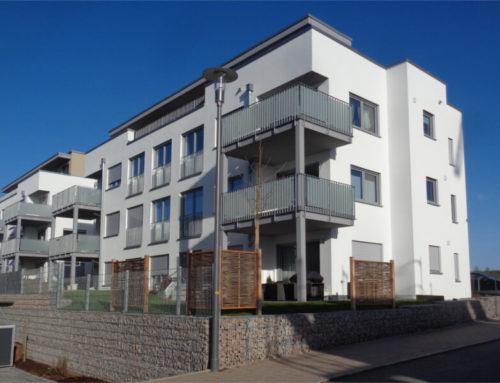 Wohnhaus, Renningen-Malmsheim, 15 Wohneinheiten