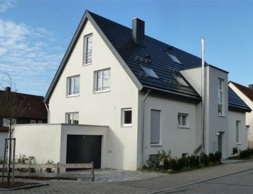 Wohnhaus, Renningen – Malmsheim, 3 Wohneinheiten