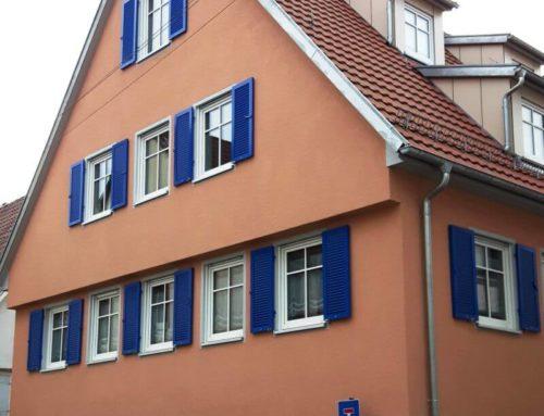 Wohnhaus, Weil der Stadt, 3 Wohneinheiten