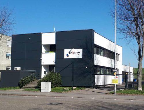 Büro- und Produktionsgebäude, Stuttgart, Sanierung 2017